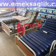 Evde kullanım için hasta yatakları