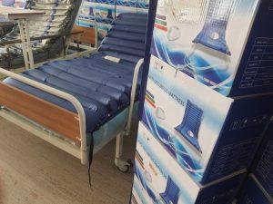 Felçli hastalar için yataklar
