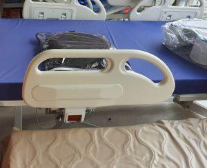Ortopedik özelliği olan hasta yatakları